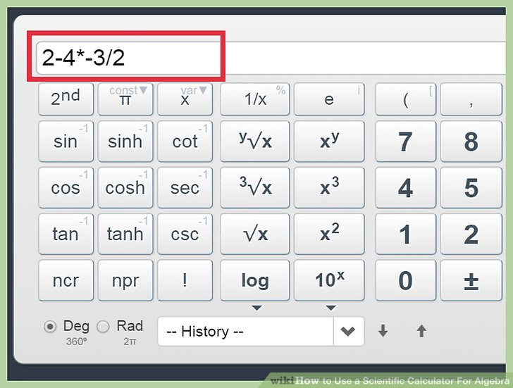 Algebra calculator free download.