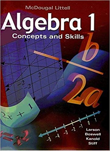 Algebra 1 Concepts And Skills Answer Key A Plus Algebra