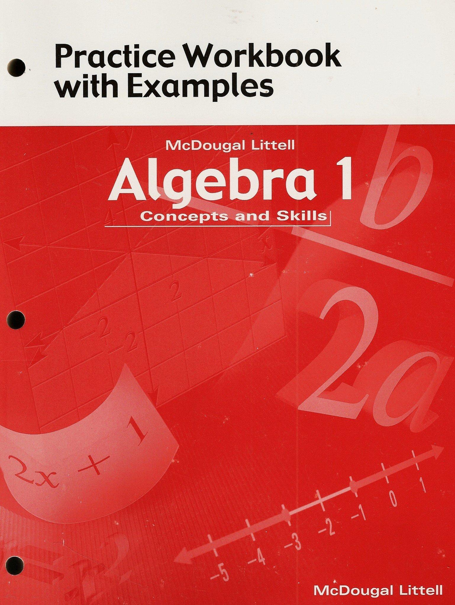 Algebra 1 concepts and skills answer key | A Plus Algebra